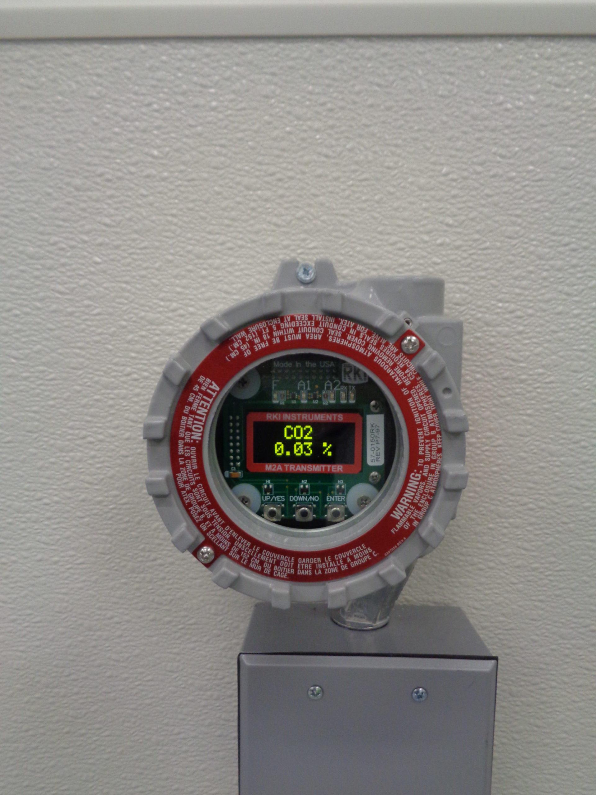 CO2 Gas Detector